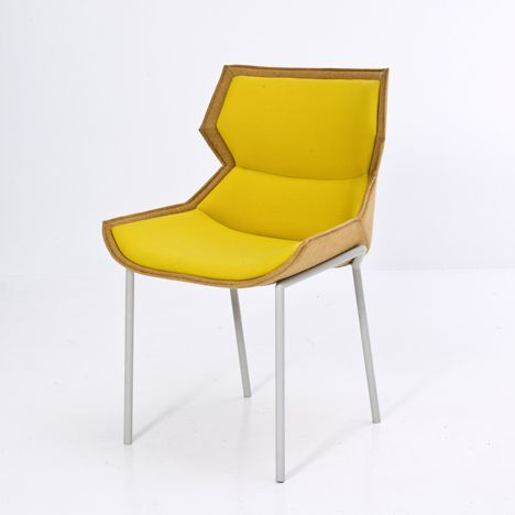 Clarissa Hood Armchair And Chair By Patricia Urquiola For