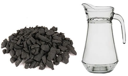 I regularly drink water energized with #shungite in it. Best cure for a stressful day and to increase immunity.energize water in a glass flask for atleast two hours and drink the water...