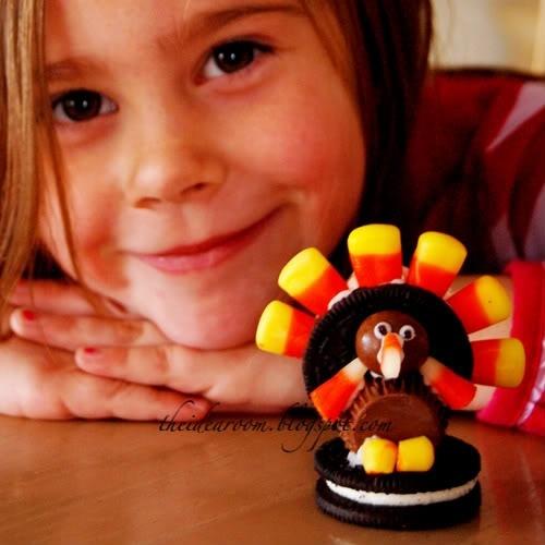 oreo cookie turkey