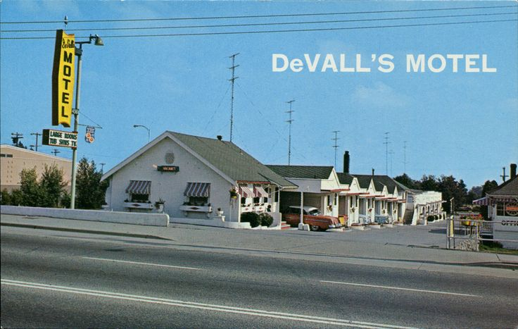 https://flic.kr/p/SFPVvz | DeVall's Motel, Vancouver, BC