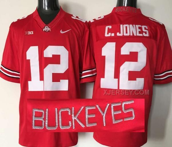 ohio state buckeyes 16 j.t. barrett 2015 playoff rose bowl special event diamond  quest white 2015 bcs patch jersey 56dbe3e16