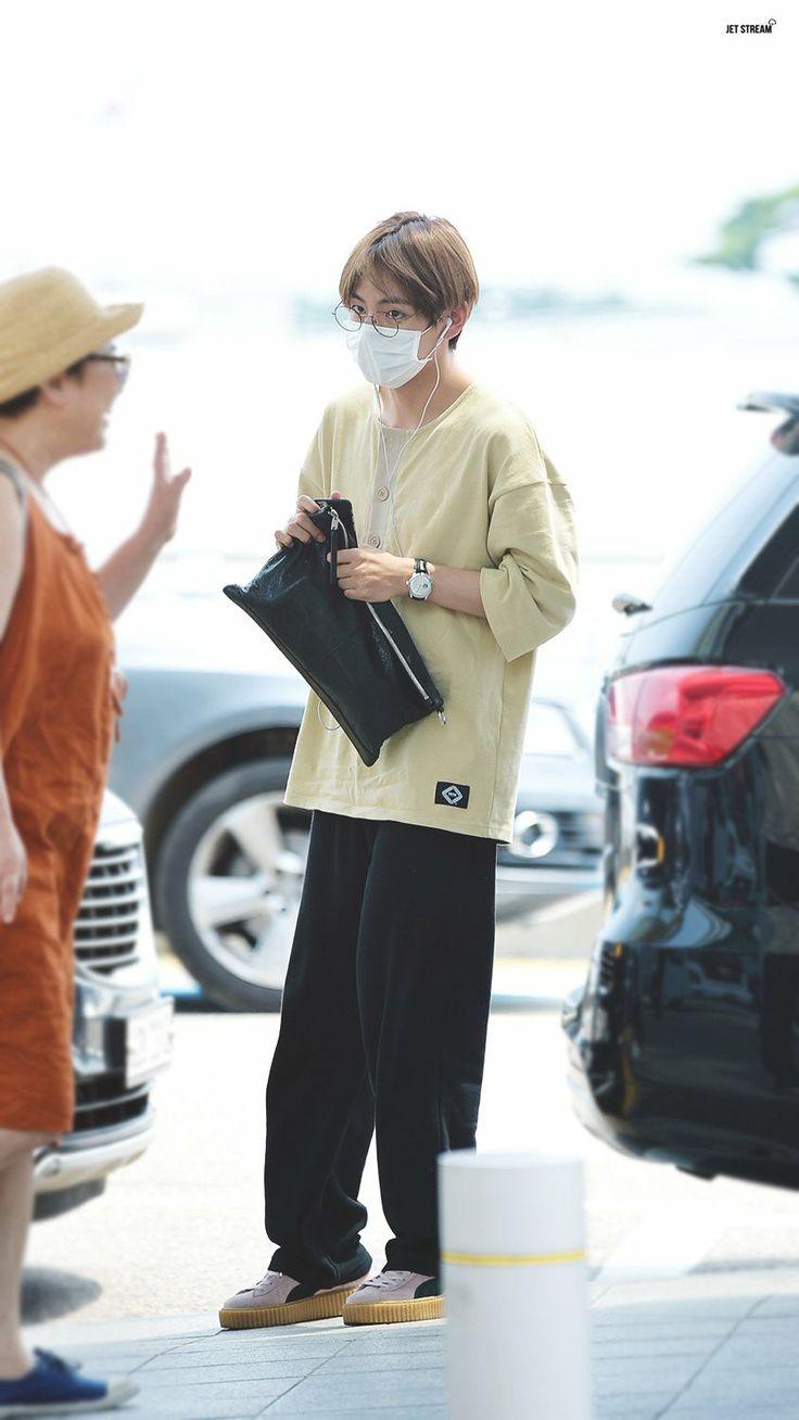 Taehyung Fashion Style