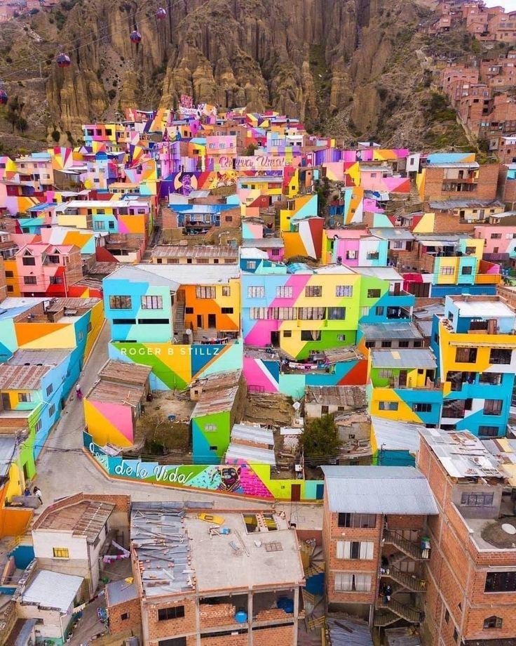 La Paz City La Paz Bolivia Bolivia Travel Bolivia City South America Travel