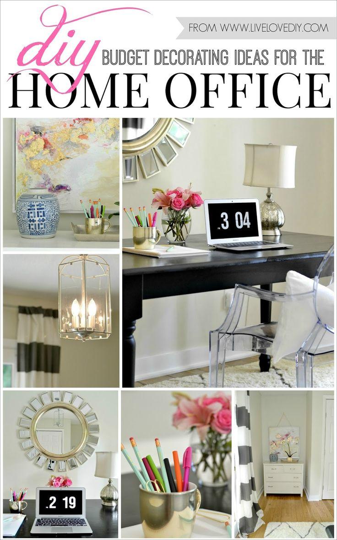 best 25 budget decorating ideas on pinterest decorating. Black Bedroom Furniture Sets. Home Design Ideas