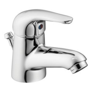 Ideal Standard Opus 1 Lever Basin Mixer Tap Ideal Standard Opus 1 Lever Basin Mixer Tap.This chrome single lever basin mixer tap from Ideal Standards Opus range comes with a waste supplied and is suitable for high and low pressure water systems http://www.MightGet.com/january-2017-13/ideal-standard-opus-1-lever-basin-mixer-tap.asp