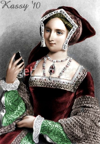 Jane Seymour the third wife of King Henry VIII.