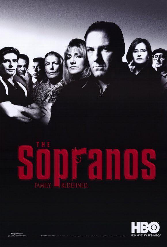 HTD Canada Sopranos Movie Poster 27 x 40