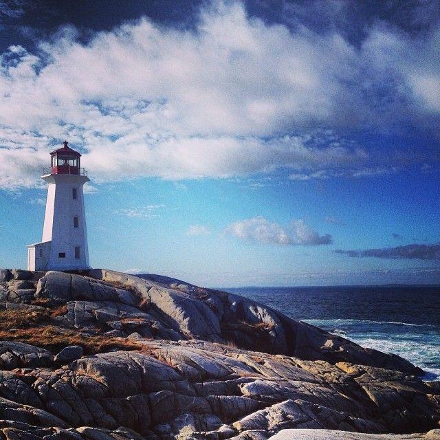 Peggy's Cove. Nova Scotia