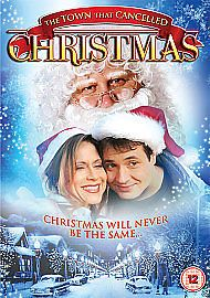 The Town that Cancelled Christmas DVD 2009 Movie with Matt McCoy movie film xmas