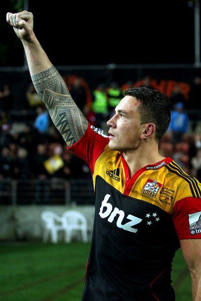 Sonny Bill Williams - Super Rugby Semi Final - Chiefs v Crusaders