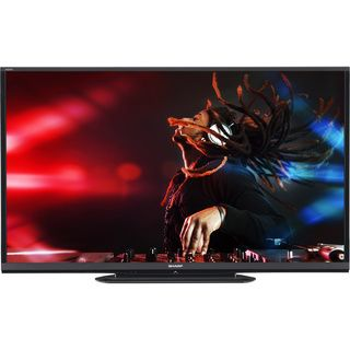"""Sharp AQUOS LC-80LE650U 80"""" 1080p LED-LCD TV - 16:9 - HDTV 1080p - 12 