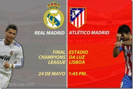 Entradas para la final de la Champions League tuvieron un exorbitante incremento - http://www.leanoticias.com/2014/05/09/entradas-para-la-final-de-la-champions-league-tuvieron-un-exorbitante-incremento/