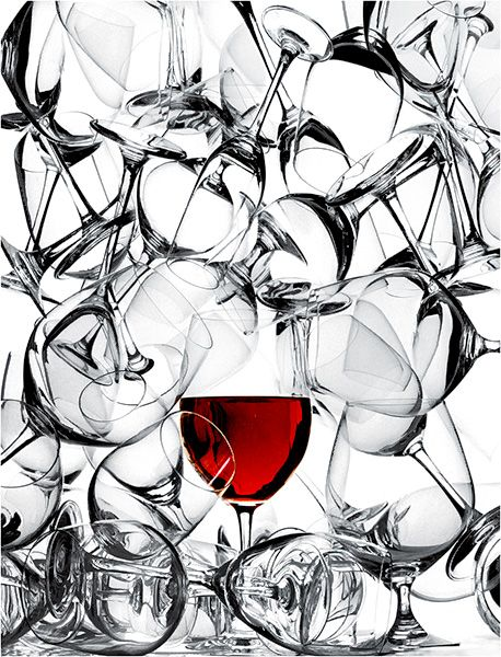 Wine Art (pineado por @OrgulloWine)