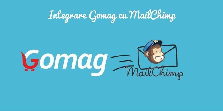 Cum Faci Integrare Cu MailChimp In Gomag