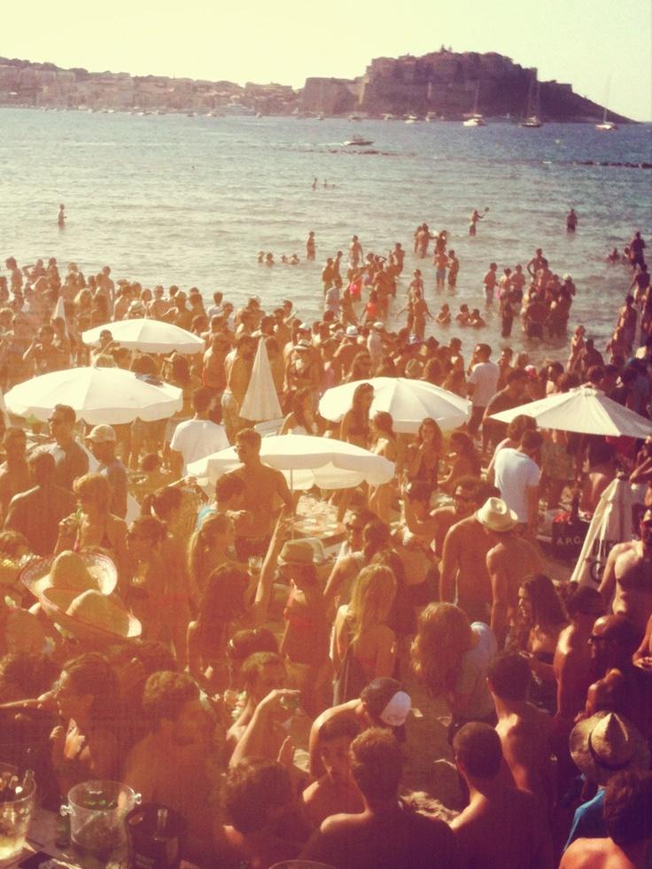 J'y étais : un week-end à Calvi on the Rocks