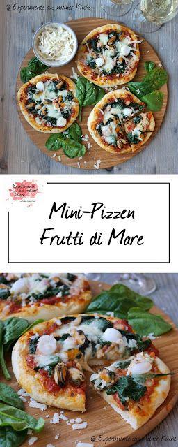 Die besten 25+ Pizza frutti di mare Ideen auf Pinterest Pasta