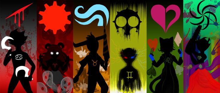 the first group of bookmarkers by KanzenCM on DeviantArt #homestuck #trolls #low…