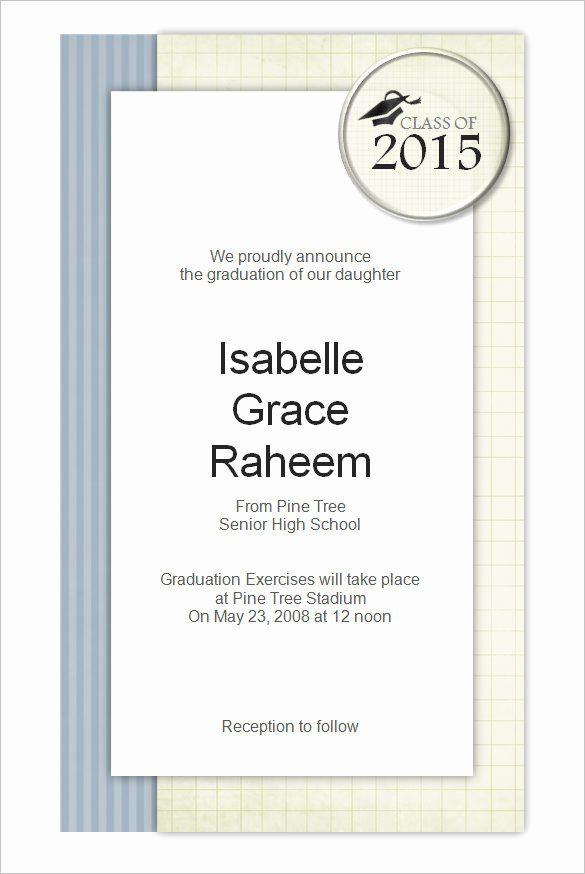 New Formal Invitation Template Word In 2020 Invitation Templates