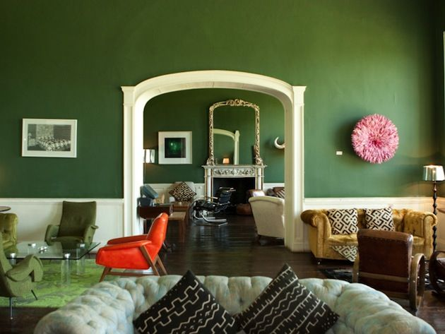 48 Best Colour Trend Forest Green Images On Pinterest Homes Arquitetura And Home Ideas