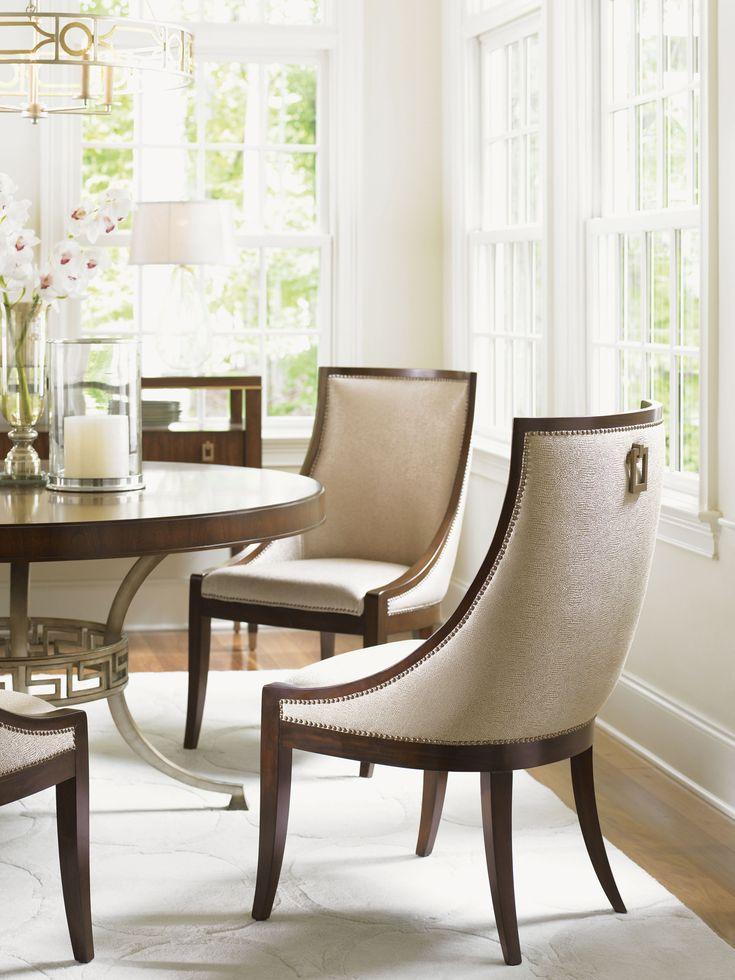 Talbott Upholstered Host Chair