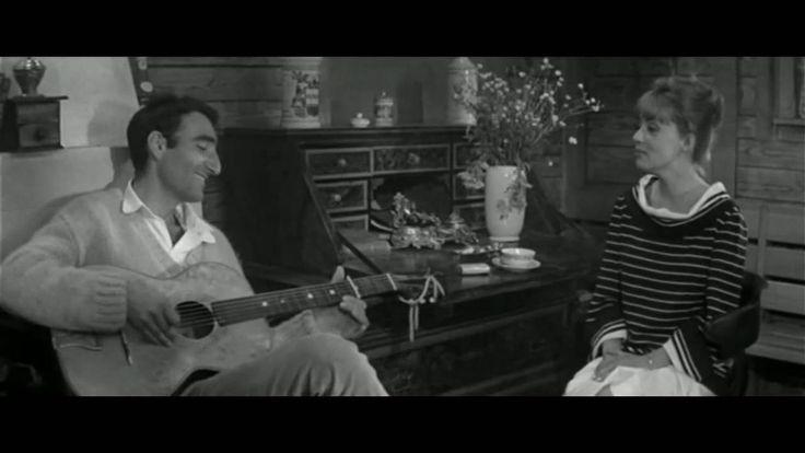 """Jules et Jim - Le tourbillon (1962) HD 720p""""Ma plus Fascinante actrice Française. Une Femme de grande beauté intérieur, comme en y en a  peu!"""" Dans le tourbillon de notre amour Chère Jeanne!"""""""