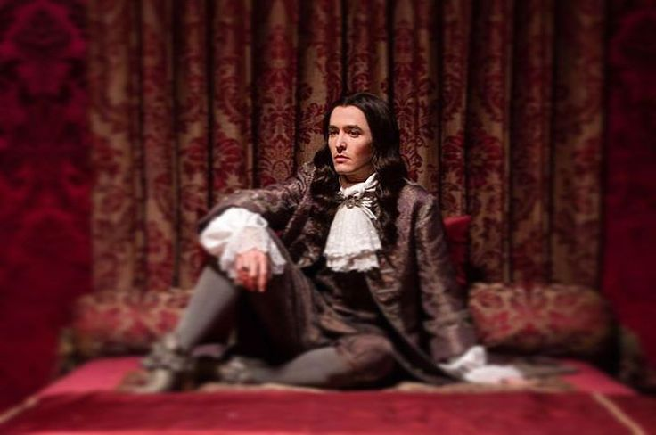 Alexander Vlahos   Versailles Season 2 One of the many reasons to watch!