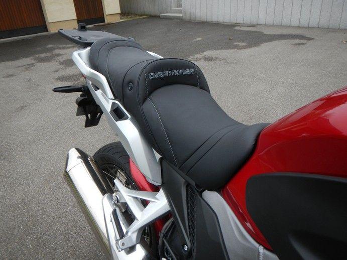 Honda Crosstourer VFR1200X - Corbin seat