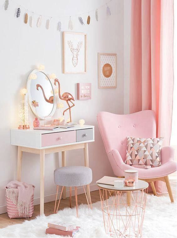 Peachy 25 Amazing Girls Room Decor Ideas For Teenagers Playroom Download Free Architecture Designs Scobabritishbridgeorg