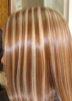 Mechas En Beige Mechas Pinterest