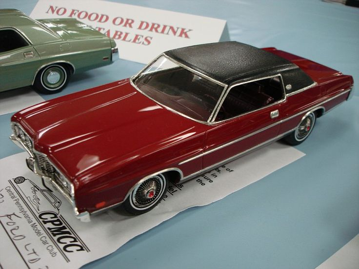 71 72 ford ltd small scale autos pinterest ford ltd for Ford motor vehicle models