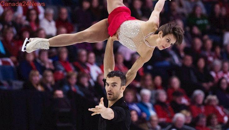 Meagan Duhamel, Eric Radford daring to dream of Olympic gold