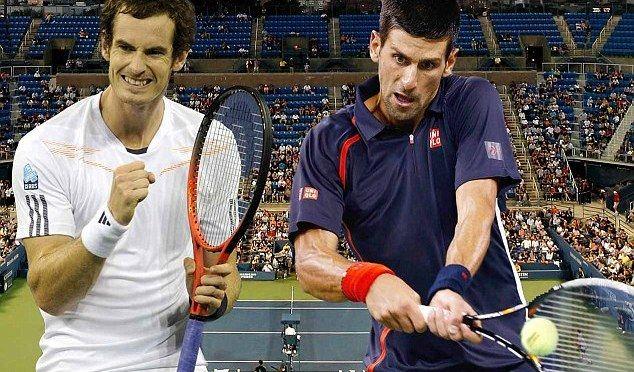 BNP Paribas Open Live Scores: Novak Djokovic vs. Andy Murray