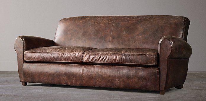 Restoration Hardware Parisian Couch 2875 Deauville