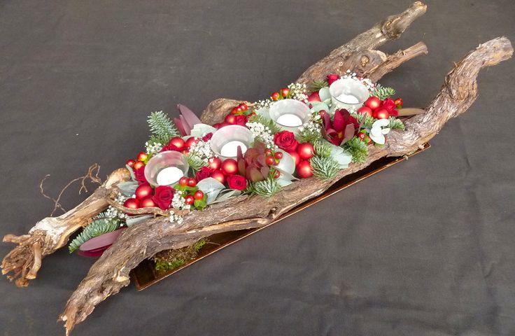 bloemstukjes kerst - Google zoeken