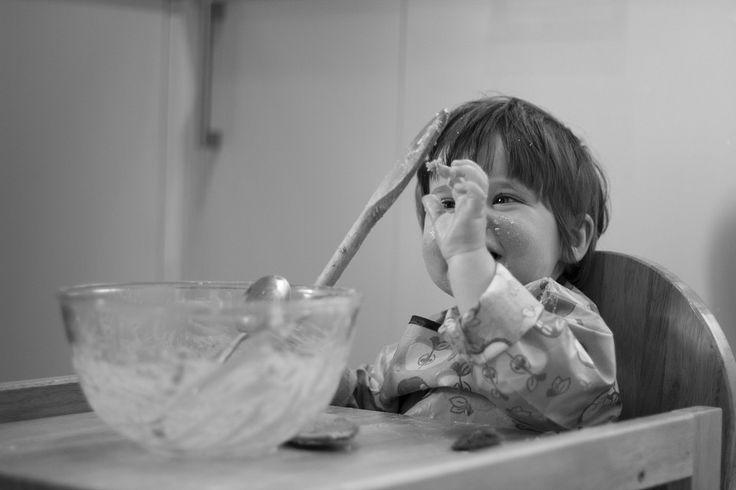 Petites madeleines pour régaler Bébé