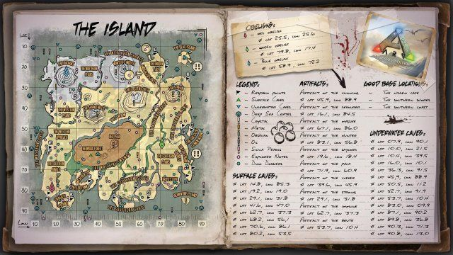 27 best ark survival evolved images on pinterest ark survival evolved official maps malvernweather Choice Image