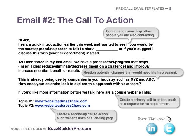 Cold Emailing Templates For Prospecting Email Templates