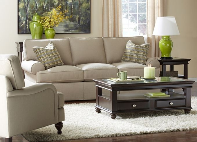 Erin living rooms havertys furniture living room for Living room suites furniture