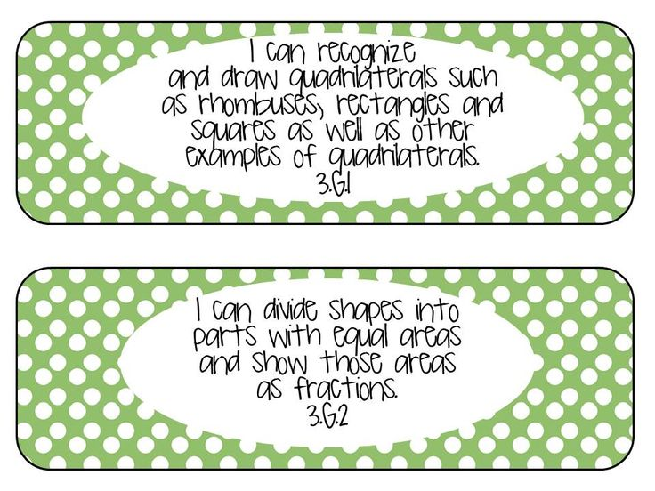 Third Grade Common Core I Can Statements. Available for every 3rd grade standard! FREE! If you use these common core I can Statements in your class this year, send me a picture to include on my blog, and I will send you a FREE copy of my third grade back to school math review.