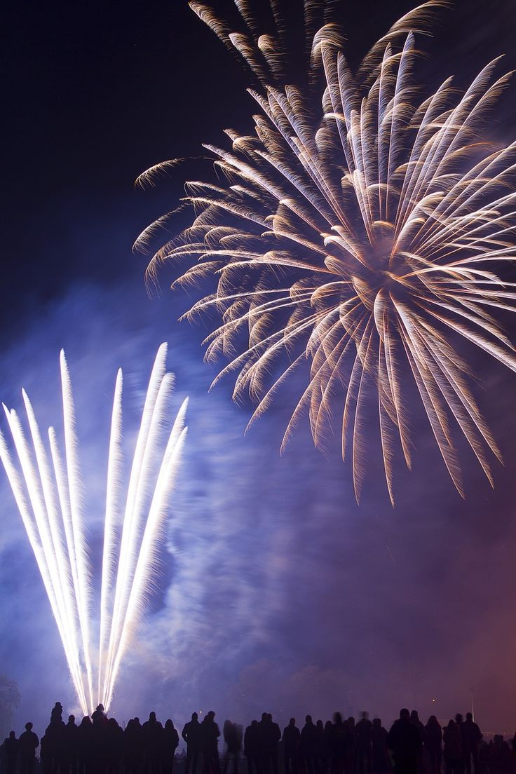 Check out the Fireworks in the St. Louis area