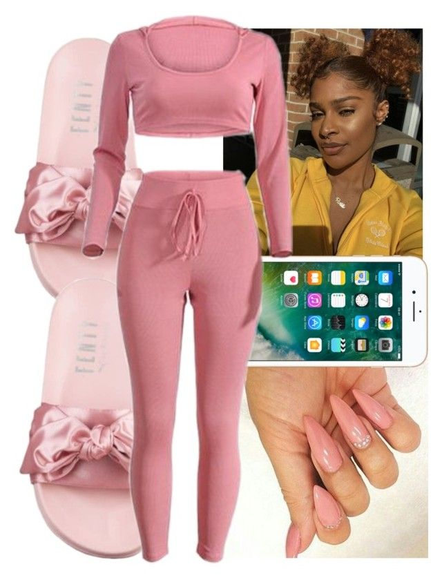 """"""""""" by tropic-baby ❤ liked on Polyvore featuring Puma"""