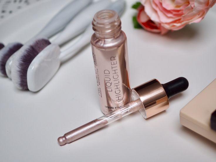 Makeup Revolution Liquid Starlight Highlighter Review