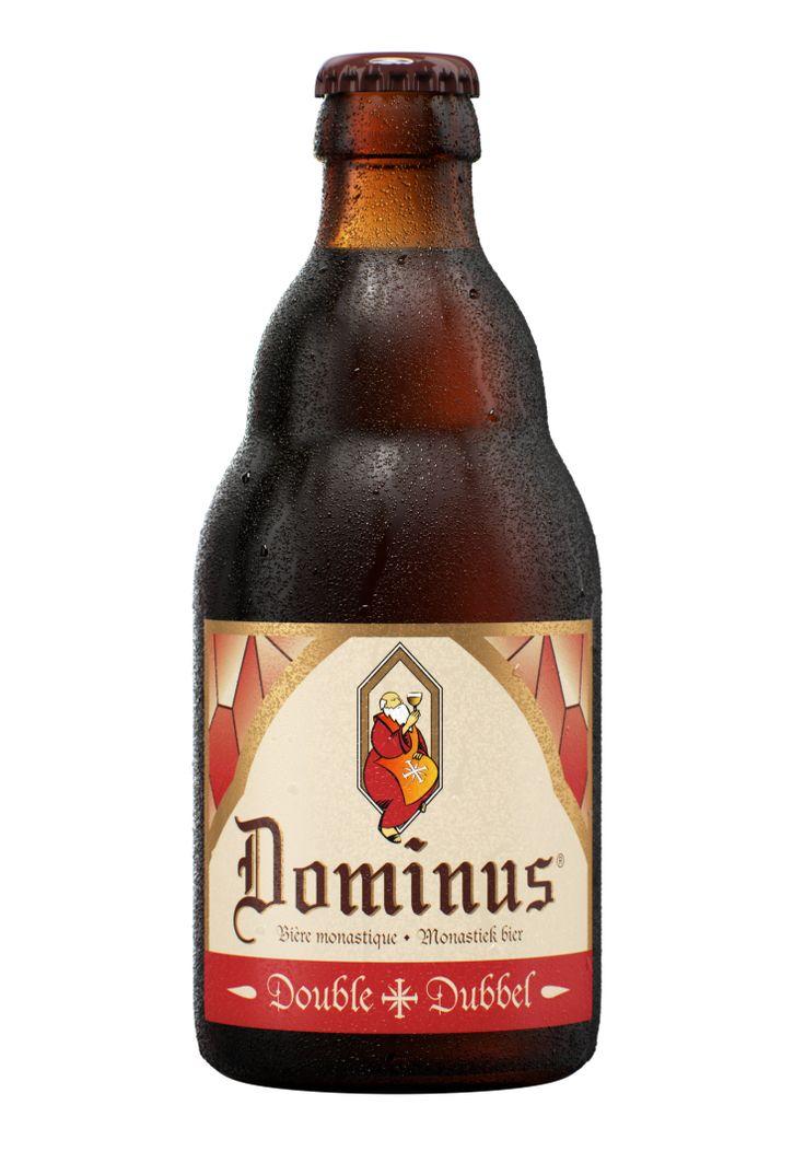 Dominus Dubbel / Double, Abbey Dubbel 6,5% ABV (John Martin. Brewed at La Trappe Trappist - Abdij O.L.V. Koningshoeven (Bavaria), Bélgica) [octubre 2017]