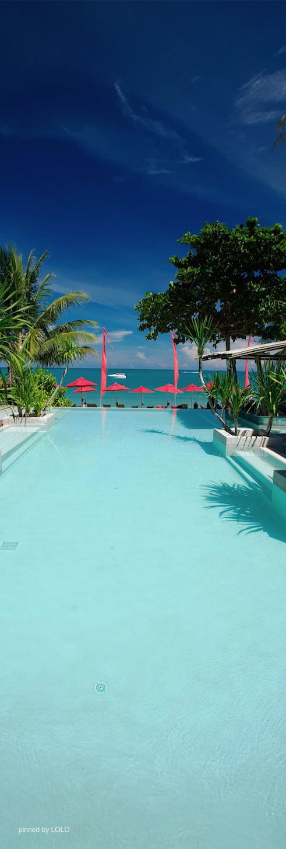 Anantara Rasananda Koh Phangan Villa Resort  Spa....Thailand