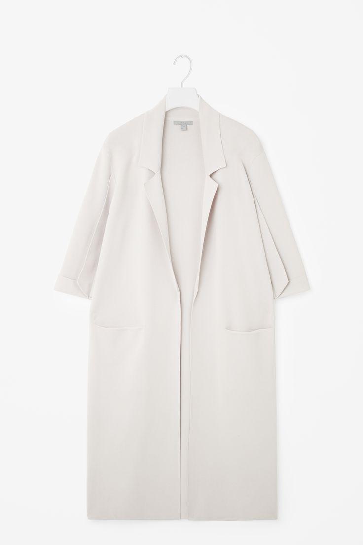 COS | Folded sleeve coat
