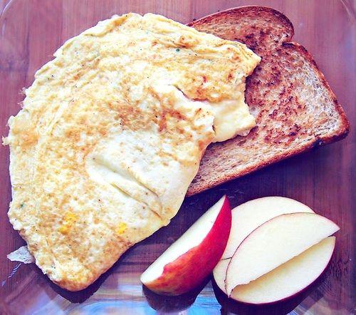 Pre-Workout Breakfast!