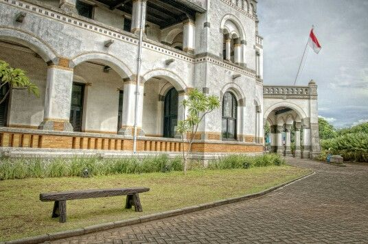 Just another Lawang Sewu Corner