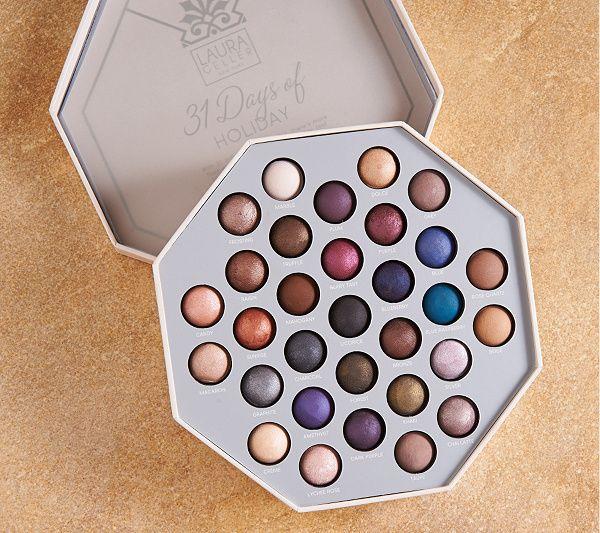 Laura Geller 31 Days of Baked Eyeshadow Palette Volume 2 — QVC.com