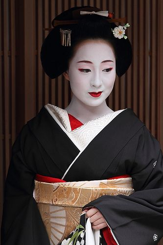 After the tea ceremony of Kyo Odori (by milestone505)