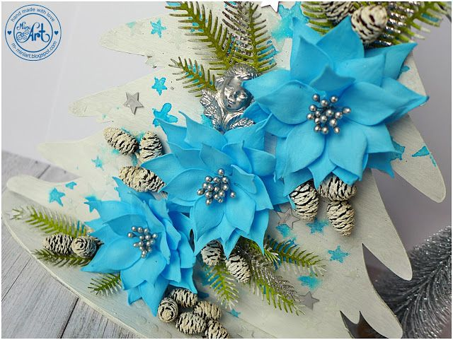 MiniArt - hand made with love: Choineczka / Christmas tree - DT Craft Passion